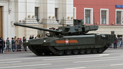 Unlimited upgrades & value mean Russian T-14 Armata tank is export gem – developer