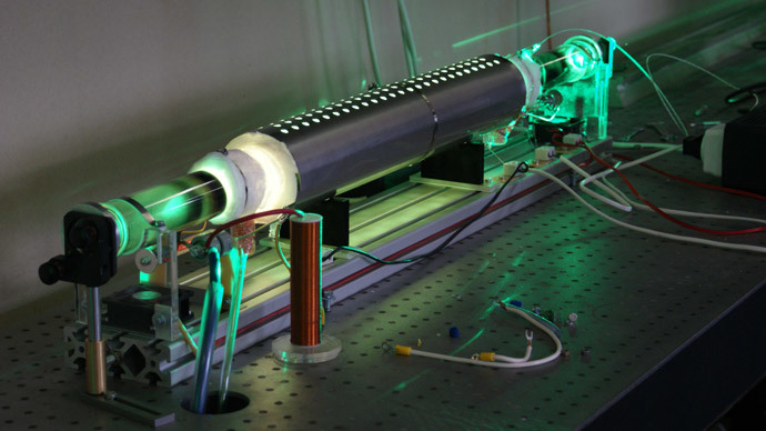 'No tissue charring': New Russian laser could revolutionize medicine, smartphones