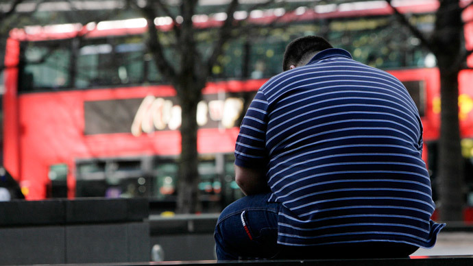 ​20% of overweight Britons think they're a healthy weight – study