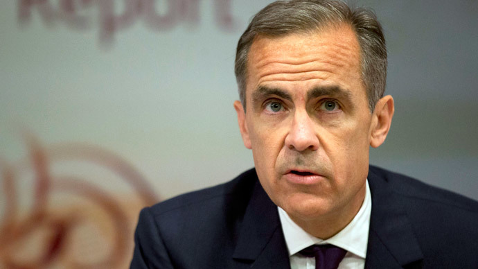 EU referendum should take place 'as soon as necessary' – Bank of England chief