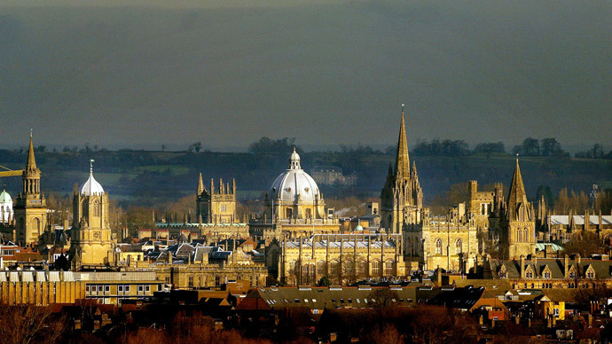 Oxford University head condemns sexual harassment on campus