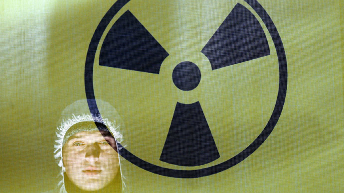 Genetic test can predict if you survive radiation poisoning