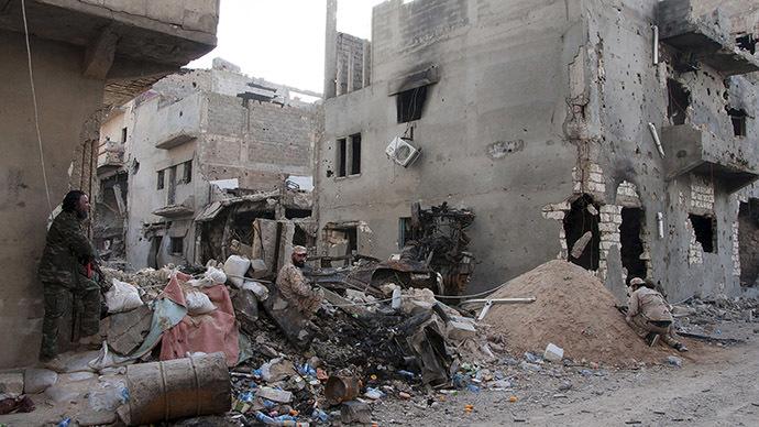 NATO chief admits efforts to stabilize post-Gaddafi Libya failed