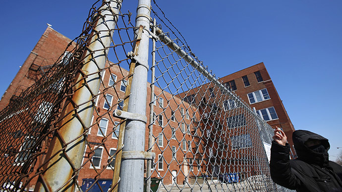Chicago police sexually abused prisoner at 'black site' – report