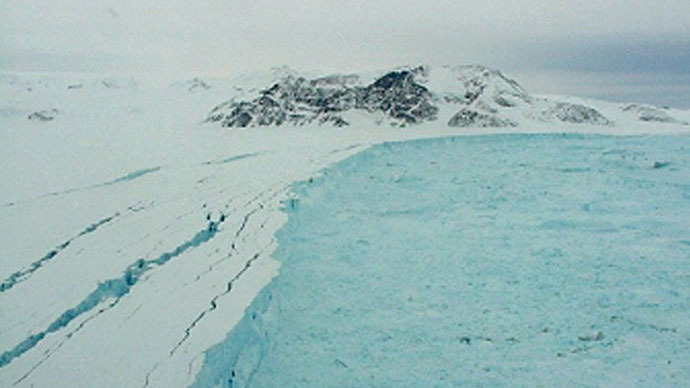 10,000yo Antarctic ice shelf will disintegrate in just 'few years' – NASA study