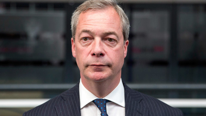 UKIP on brink of civil war as Farage rules out resignation