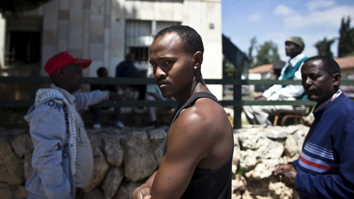 Go home or go to jail: Israel pressures African migrants to leave
