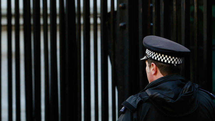 Terror arrests in Britain at highest level since 9/11 – police