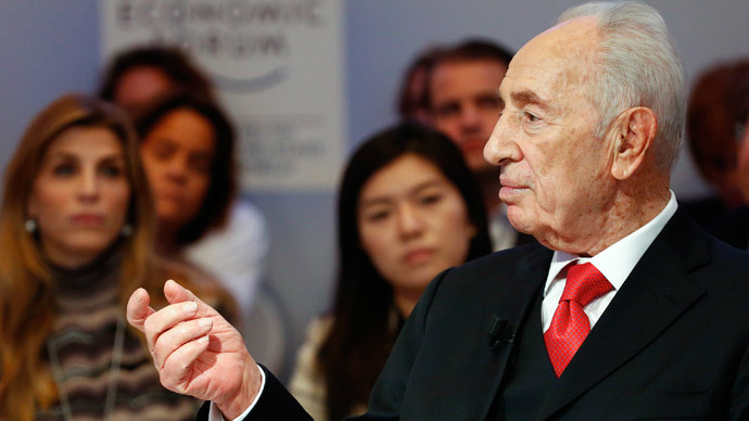​No one can ignore Russia's role in defeating the Nazis - Shimon Peres