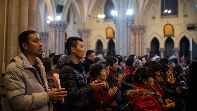 Chinese Catholics, Protestants slam new architectural law, banning crosses on rooftops