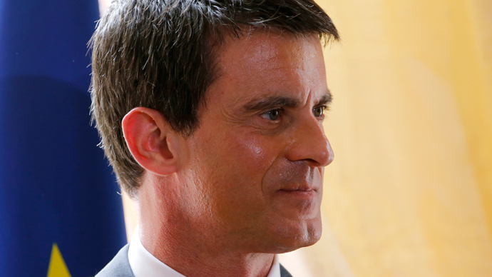 French PM rejects EU refugee quota initiative