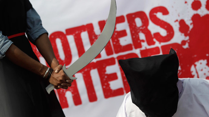 Saudi Arabia performs 84th beheading in 2015