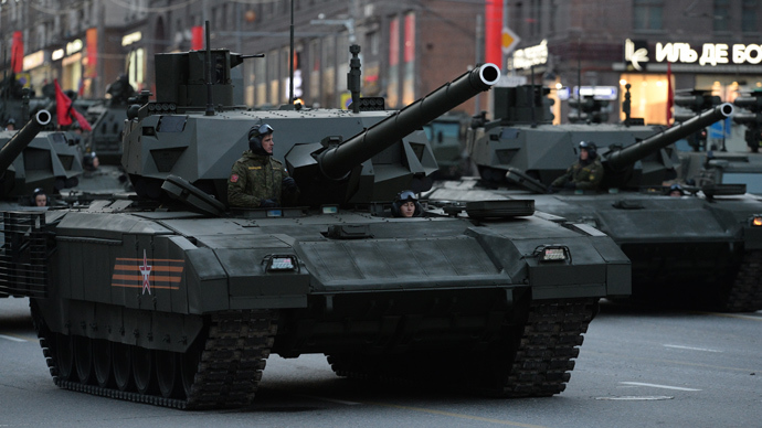 Armata T-14: 10 things we know about Russia's state-of-the-art tank