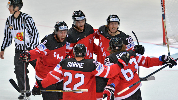 No disrespect to Canada in leaving ice early after hockey final – Russian officials, players