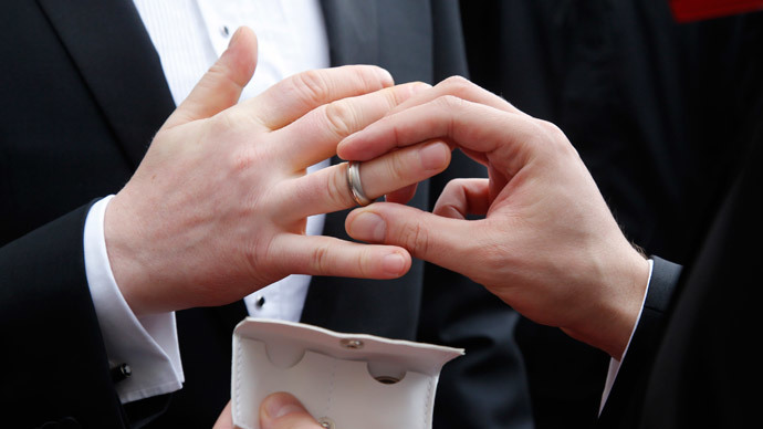 ​France's main Protestant Church gives blessing to gay marriages