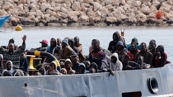 Migrant crisis: UK offers drones, warships to help tackle human traffickers in Libya