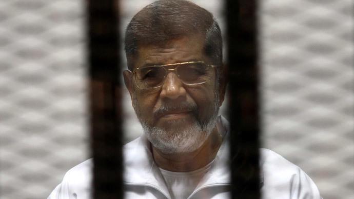 UK, EU & human rights groups condemn Morsi death sentence