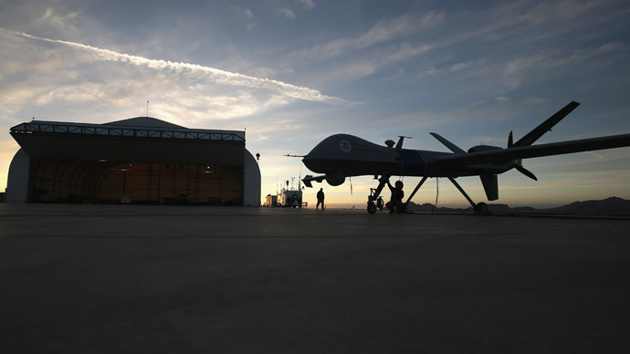 Germany, France & Italy sign EU drone program, challenge US, Israeli alternatives