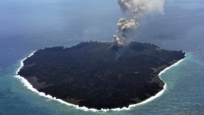 New Japanese island offers 'natural lab' for scientists studying evolution