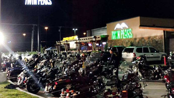 ​170 arrested on organized crime charges following Texas biker shootout