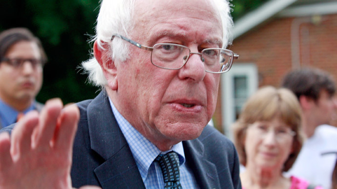 Presidential hopeful Senator Bernie Sanders wants free public college tuition