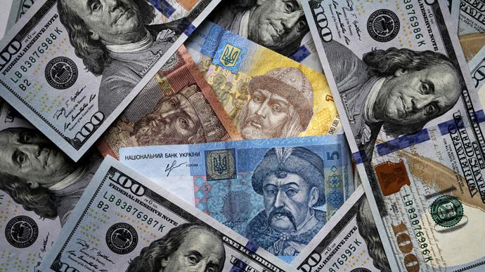 US and Ukraine sign $1bn loan guarantee
