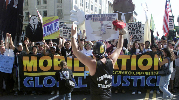 Settlement over 2002 World Bank/IMF protests in DC imposes new police policies