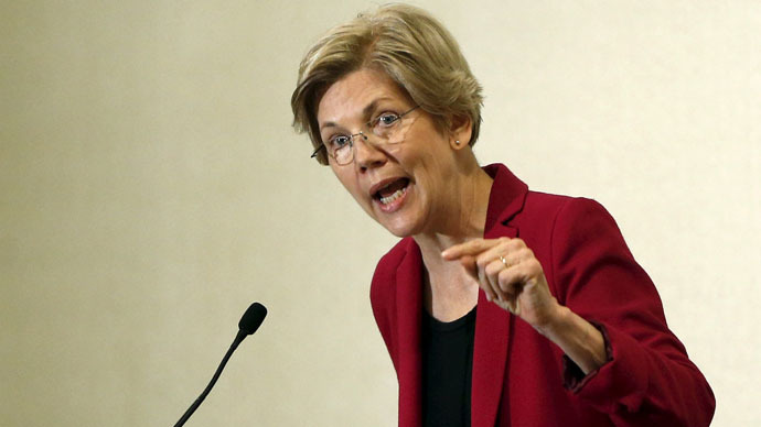 Sen. Warren releases 'Broken Promises' report in face of Obama's TPP vows