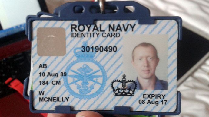 Trident whistleblower to 'turn himself in' amid concerns over UK leaker's fate
