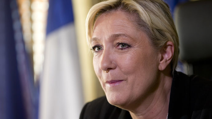 'We must resist corporations': Le Pen targets troubled TTIP deal in new campaign