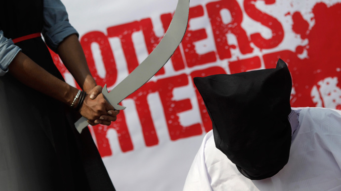 ​Headhunting: Saudi Arabia hiring 8 new executioners after 2015 beheadings hit 85