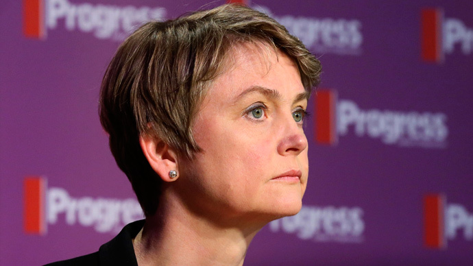 ​Labour must 'reset relationship with business' - Yvette Cooper
