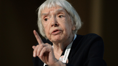 Human rights activist, head of the Moscow Helsinki Group Lyudmila Alekseyeva  (RIA Novosti / Mikhail Voskresenskiy)
