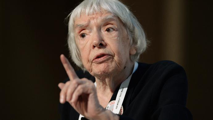Veteran activist Alekseyeva returns to presidential rights council