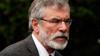 'Political theater': Gerry Adams, Prince Charles handshake dismissed by victim of Troubles