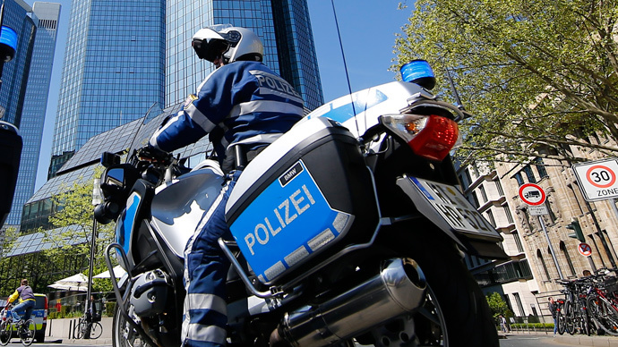 ​'Forced to eat rotten pork': Hanover police probed over migrant abuse