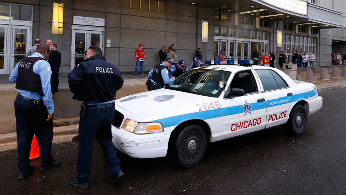 Chicago cop investigated for 'punching pregnant woman in stomach'