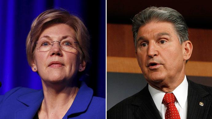 Show us the deal: Senators Warren, Manchin demand Obama disclose TPP