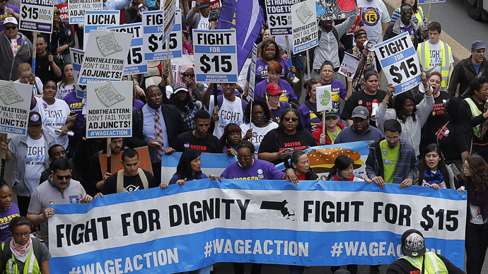 Los Angeles to raise minimum wage to $15 by 2020
