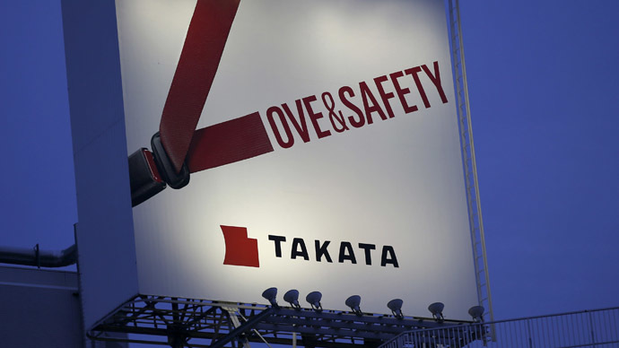 Explosive risk: Takata recalls almost 34 mn cars in US due to faulty airbags