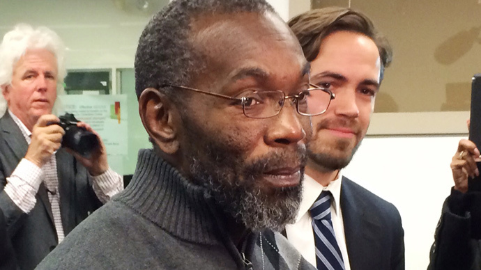 Innocent Ohio man sues Cleveland cops after 40yrs in jail
