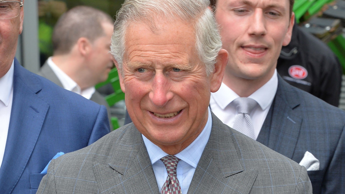Prince Charles visits scene of great-uncle's murder by IRA