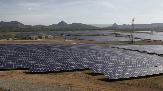 Solar panels can power the world – MIT study