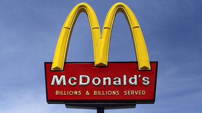 'Fight for 15' protest shuts down McDonald's HQ