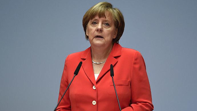 1 in 3 Germans feel deceived by Merkel over NSA spy scandal - poll
