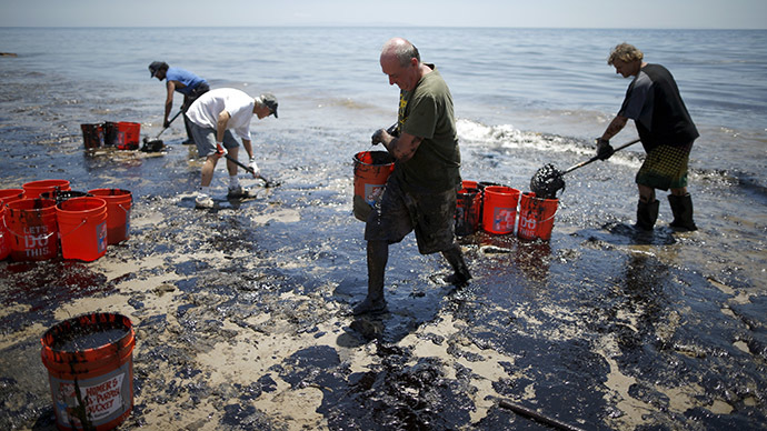 California oil spill: State of emergency declared, up to 105,000 gallons leaked