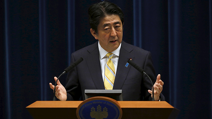 Tokyo wants 'new level' in relations with Moscow – PM Abe