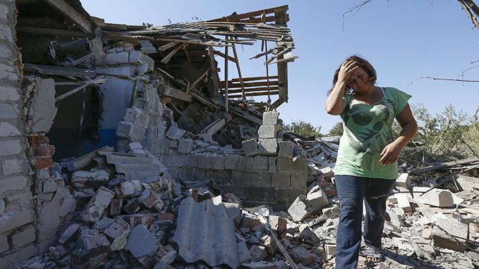 'Humanitarian suicide': Kiev backtracks on human rights pledge in Eastern Ukraine