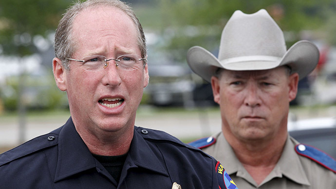 Nowhere near 1,000 guns: Waco police revise weapons haul from biker shoot-out