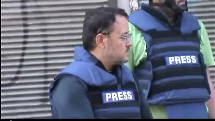 Al Jazeera journalist fires back at US for placing him on terror list